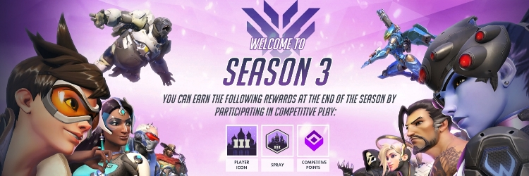 Overwatch Season 3 Information
