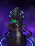 Abathur Recolored skin from heroes of the storm