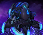 Anub'arak Recolored skin from heroes of the storm