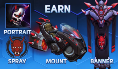 Week one heroes of the storm rewards with oni genji