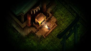Yomawari Midnight shadows screenshot