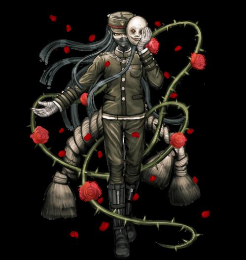 Character_art_DanganronpaV3_korekiyo_shinjuji_ultimate_antrhopologist