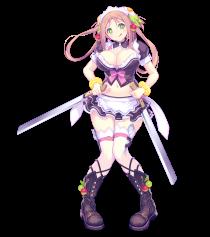 ValkyrieDrive_Characters_ManpukumaruChan_art