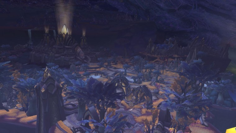 Mac'aree, legion, location, world of warcraft