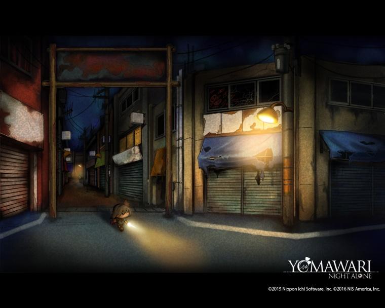 Yomawari Wallpaper