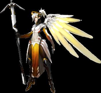 Mercy-portrait