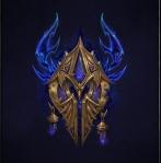 Void Elf logo battle for azeroth